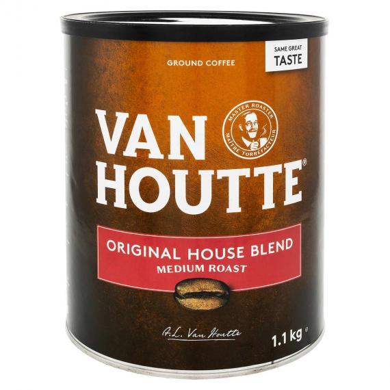 Van Houtte le Support d'Origine de la Maison de Mélange de Café Moulu 1.1 kg