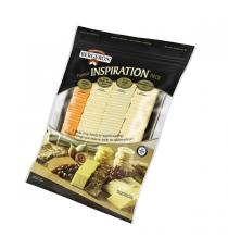 BERGERON Inspiration Assortiment de Tranches de Fromage, 800 g