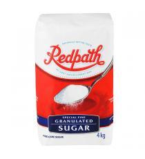 Redpath le Sucre Blanc Granulé, 4 kg