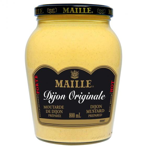 Maille Moutarde de Dijon, de 800 ml
