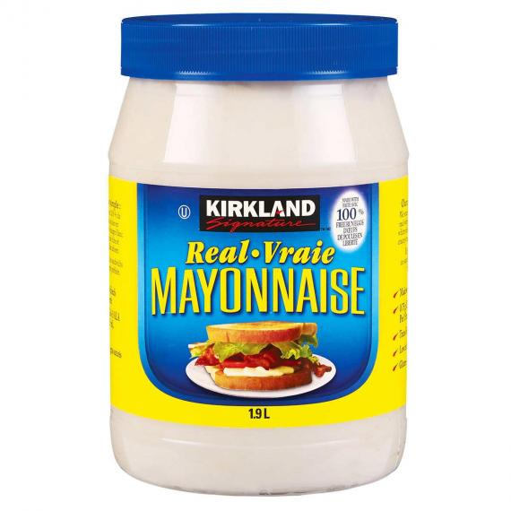 Kirkland Signature Real Mayonnaise 1.9 L