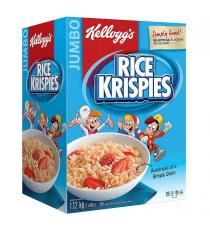 Kellogg's Rice Krispies Cereal, 1.12 kg