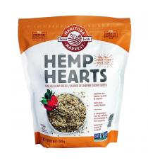 Manitoba Harvest Raw Shelled Hemp Seeds, 908 g