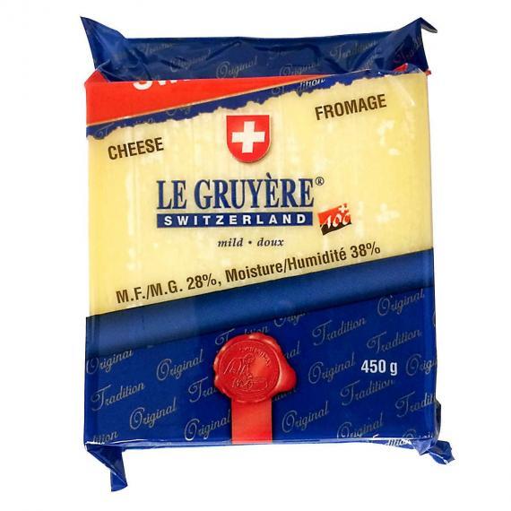 Swiss Knight Cheese, 450 g