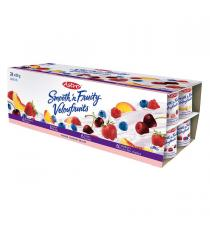 ASTRO Fruit Yogurt, 24 x 100 g