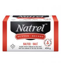 NATREL Salted Butter, 454 g
