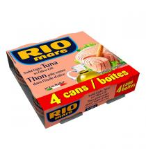 Rio Mare Solid Light Tuna in Olive Oil 4 x 160 g