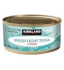 Kirkland Signature Skipjack Tuna 8 x 184 g