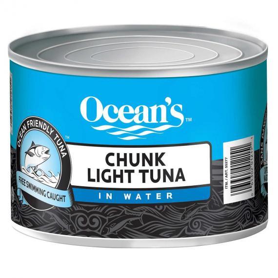 Oceans Chunk Light Tuna in Water 1.88 kg