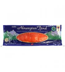 Norwegian Fjord Smoked Salmon, 550 g