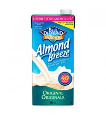 Blue Diamond Unsweetened Almond Breeze 6 x 946 ml