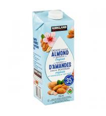 Kirkland Signature - Boisson d'amandes biologique saveur originale 6 × 946 ml