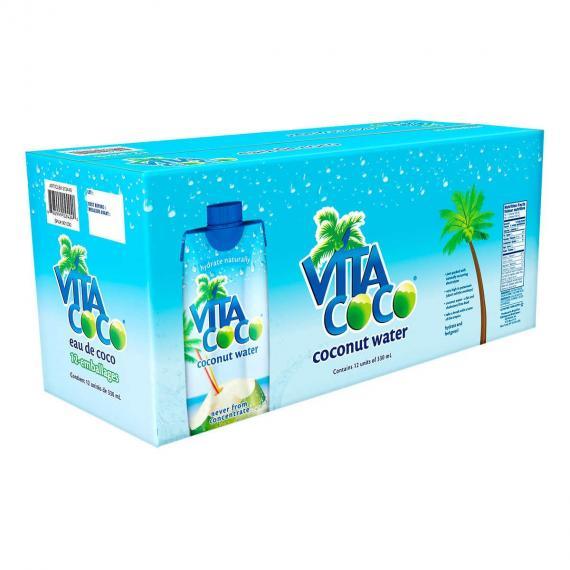 Vita Coco Pure Eau de Coco 12 x 330 ml