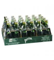 Perrier Carbonated Natural Water 24 × 330 ml