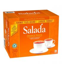 Salada Orange Pekoe Tea 240 Tea Bags - 696 g