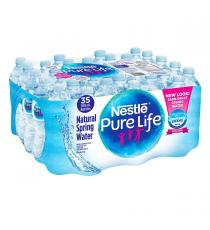 Nestlé Pure Life Natural Spring Water 35 x 500 ml