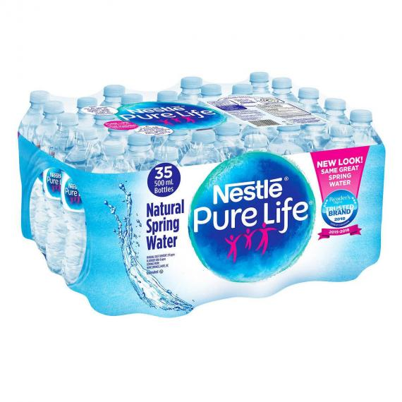 Nestlé Pure Life Eau de source Naturelle 35 x 500 ml