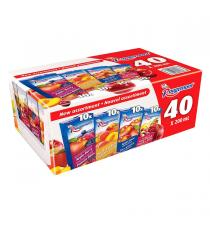 Rougemont Assortiment de Jus de 40 x 200 ml