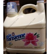 La Parisienne Concentrated Fabric Softener 6 L (180 Loads)