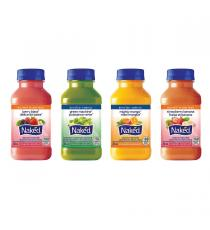 Nu Variété de Packs de Jus Smoothies, 12 x 296 ml