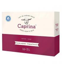 CAPRINA Fresh Savon au Lait de Chèvres 16 x 110 g