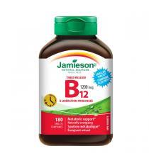 Jamieson Vitamine B12, 180 comprimés
