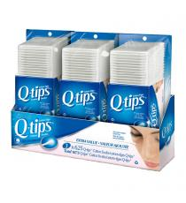 O-tips cotton Swabs, 3 x 625 tips