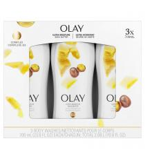 Olay Ultra Moisture Shea Butter Bodywash 3 x 700 ml