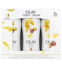 Olay Ultra - nettoyant pour le corps ultra hydratant au beurre de karité 3 x 700 ml