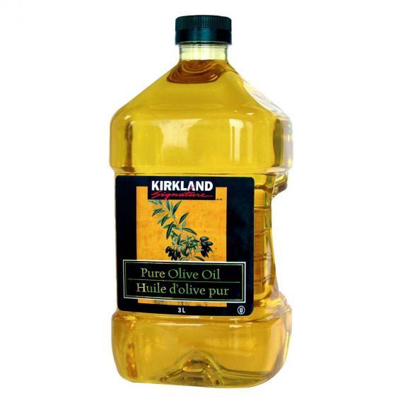 Kirkland Signature de l'Huile d'Olive Pure, 3L