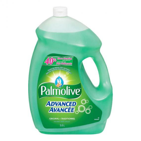 Palmolive Avancée À Vaisselle Liquide 5 L