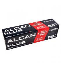 Alcan Plus Aluminium Foil 30 cm x 200 m