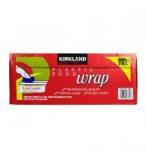 Kirkland Signature Plastic Food Wrap 30.5 cm x 914.4 m