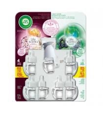 Air Wick Life Scents Scented Oil Plug-in Warmer Refills