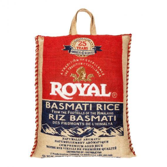Royal Basmati Rice 9.07 kg