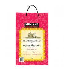 Kirkland Signature Traditionnelle du Riz Basmati 5 kg