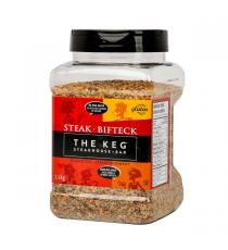 THE KEG Steak Seasoning, 1.1 kg