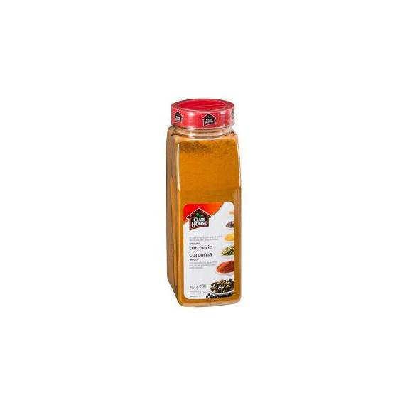 Club House Ground Turmeric, 454 g