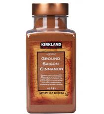 Kirkland Signature Ground Saigon Cinnamon, 303 g