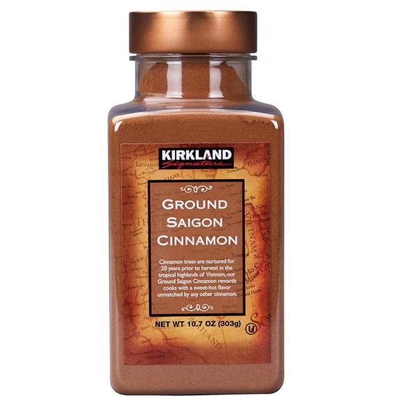 Kirkland Signature Ground Saigon Cinnamon, 303 g