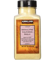 Kirkland Signature des Granulés de la Californie, de l'Ail, de 510 g