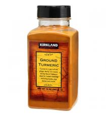 Kirkland Signature Ground Turmeric, 340 g