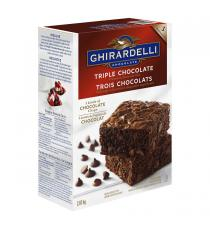 Ghirardelli Brownie Mix, 2.83 kg