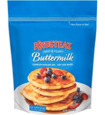 Krusteaz Buttermilk Pancake Mix, 4.53 kg