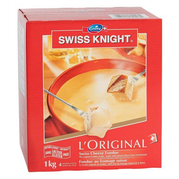 Suisse Chevalier de la Fondue au Fromage Suisse 1 kg
