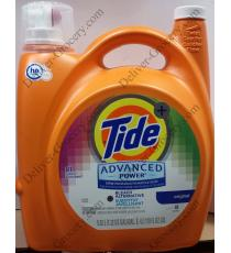 Tide Advanced Power Laundry Detergent, 5.02 L
