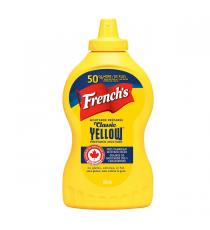 Frenchs Yellow Mustard 2 x 830 ml