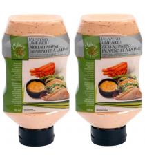 Culinary Treasures, Jalapeno, 2 x 750 ml