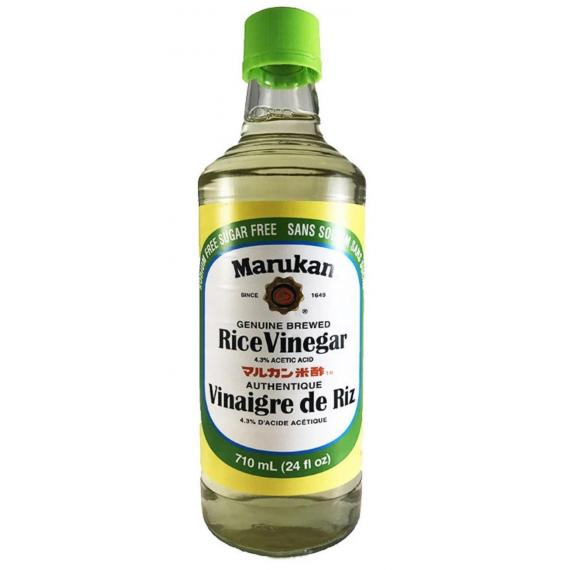Marukan de Vinaigre de Riz, 710 ml
