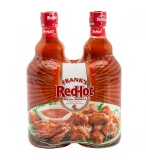 Frank's RedHot Original Cayenne Pepper Sauce 2 × 740 ml